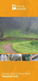 Download historical walk for Waterfall Gully
